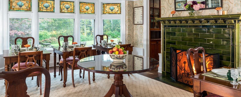 Manor House Inn Dining Room