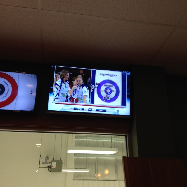 The Curling Channel