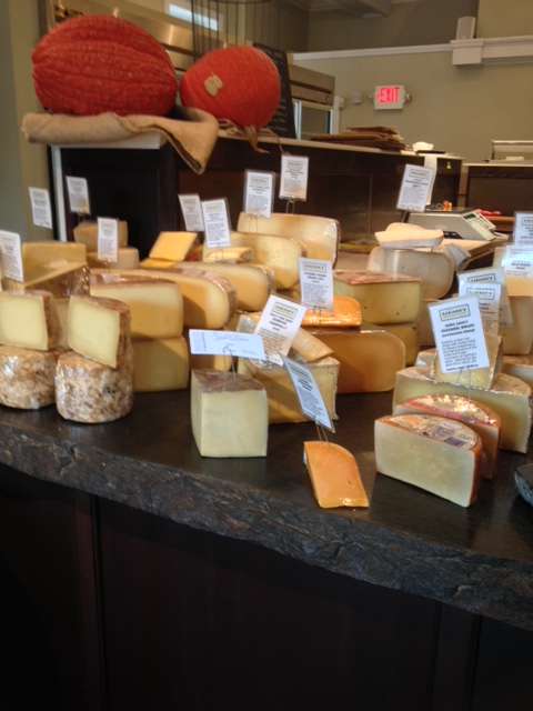 Rubiner's Cheese, Great Barrington, MA
