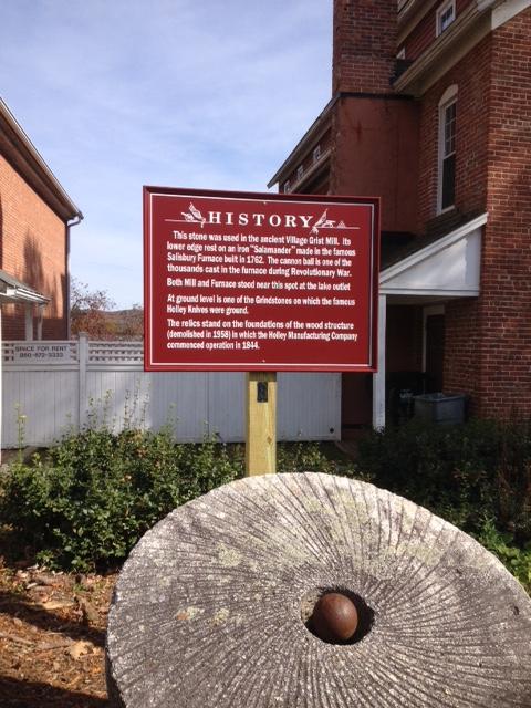 Salisbury history