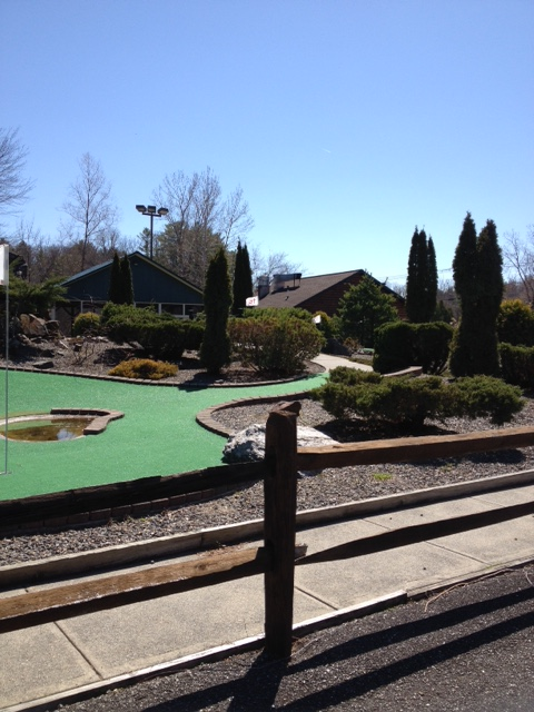 Caddy Shack Miniature Golf Canaan CT