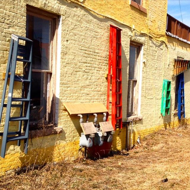 Ladders-Hudson