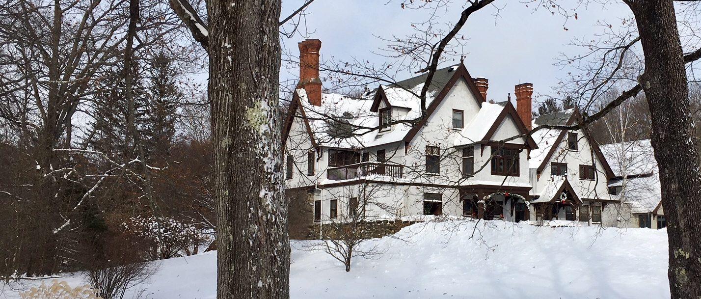 Plan A Winter Weekend Getaway In New England Manor House Norfolk