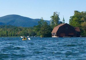 Twin Lakes Boathouse